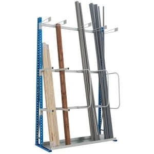 Rayonnage pour stockage vertical