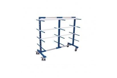 Rayonnage cantilever - Rayonnage et Stockage   OPS
