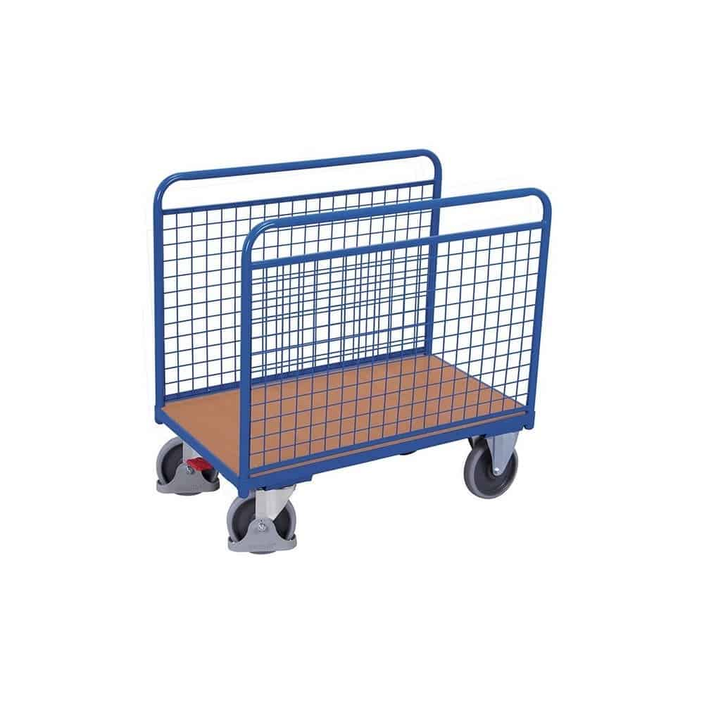 Chariot pour charges longues